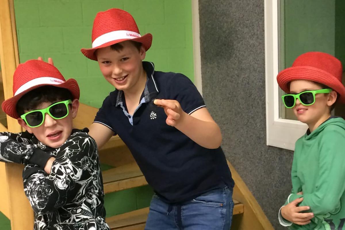 Singlager Parpan 01 - Ausflug Kinderchor Luzerner Kantorei