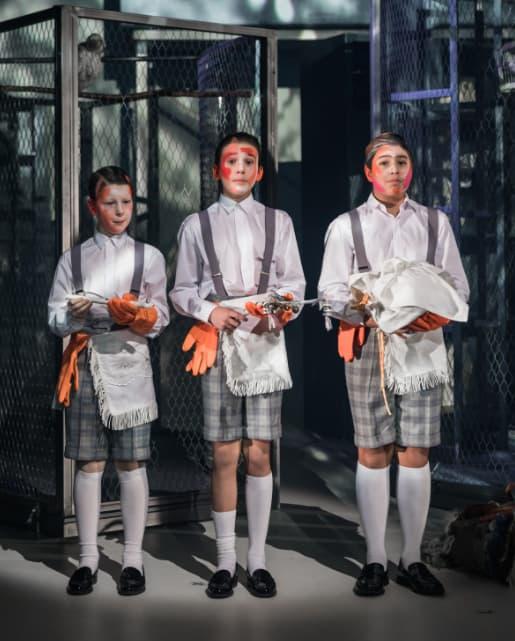 Opernaufführung Zauberflöte 23 - Kinderchor Luzerner Kantorei