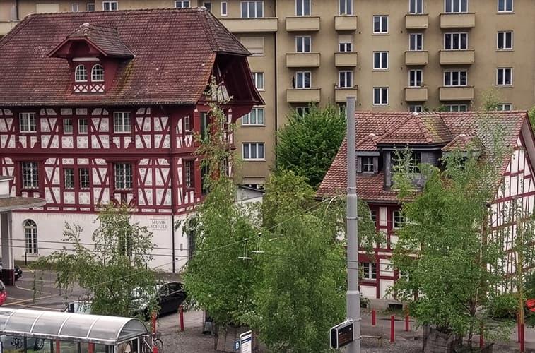 Probeort Kinderchor Mädchen in Luzern