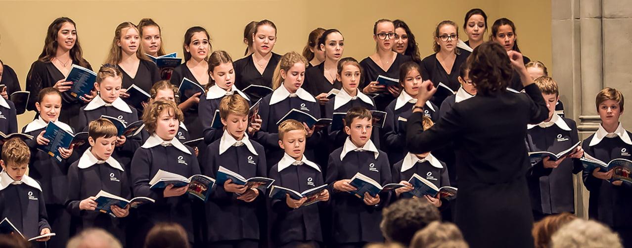 Aktuelle Kinderchor Konzerte