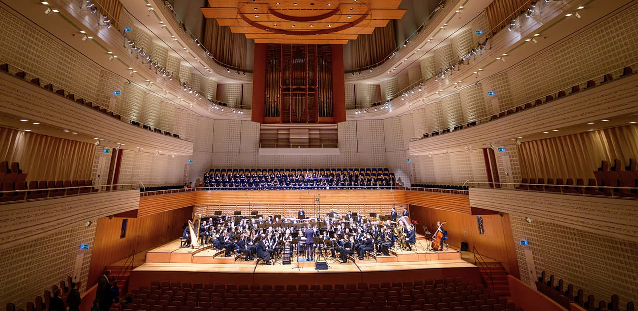 KKL Konzerthalle
