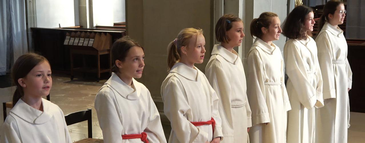 Mädchenchor Release - Missa Mai